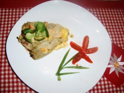 Chicoree überbacken - Rezept