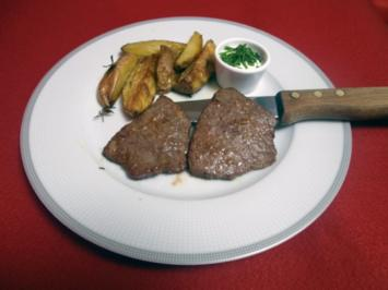 Ochsenfetzen vom Tiroler Almrind - Rezept