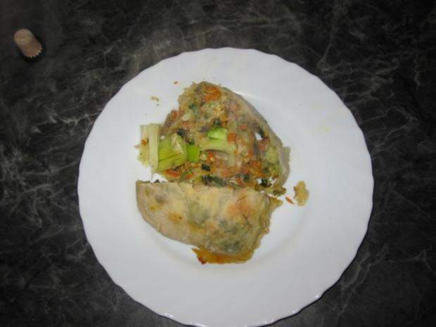Gemüsestrudel - Rezept - Bild Nr. 3