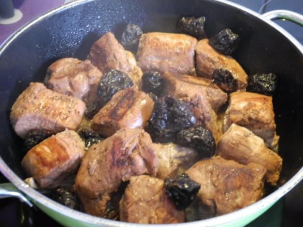 Schwein : Filet - Pfanne - Rezept - Bild Nr. 5