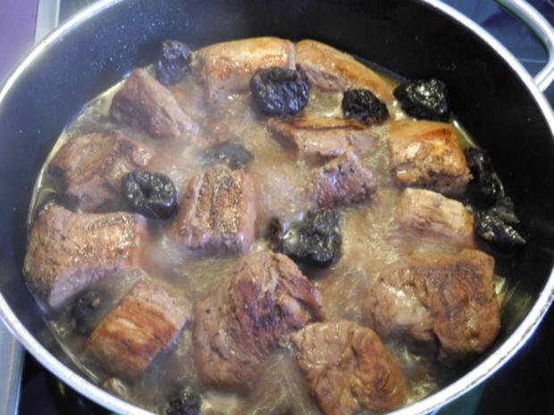 Schwein : Filet - Pfanne - Rezept - Bild Nr. 7