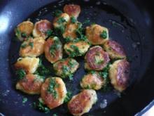 Pastinaken - Gnocchi - Rezept
