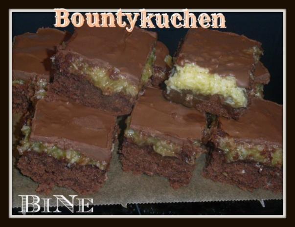 Bine S Bountykuchen Rezept Mit Bild Kochbar De