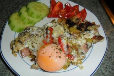 resteküche,studentenfutter-so wie sie es lieben-für marc !!! - Rezept