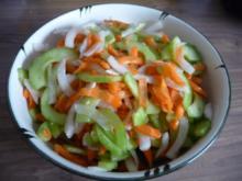 Salat : Gemischten Salat - Rezept
