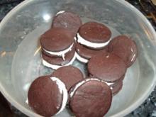 Cookies ähnlich Oreo - Rezept