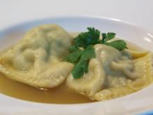 MAULTASCHEN - vegetarisch lecker - Rezept