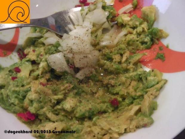Guacamole - Rezept - Bild Nr. 5