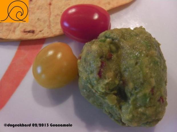 Guacamole - Rezept - Bild Nr. 2
