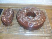Tonkabohnen Kuchen - Rezept
