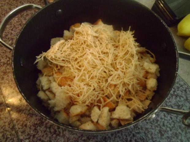 Gekochtes Rindfleisch mit Röstkartoffeln und Semmelkren - Rezept - Bild Nr. 11
