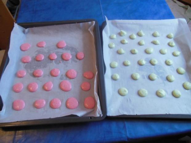 Kuchen.: Macarons - Rezept - Bild Nr. 2