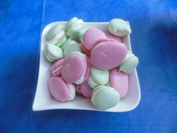 Kuchen.: Macarons - Rezept