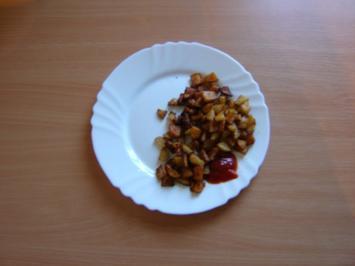 Backofen-Bratkartoffeln - Rezept
