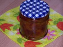 Physalis-Cranberry-Aufstrich - Rezept