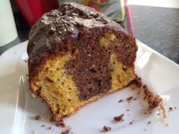 Rübli-Eierlikör-Kuchen - Rezept
