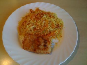 Leo´s  Couscous mit Mandeln - Rezept