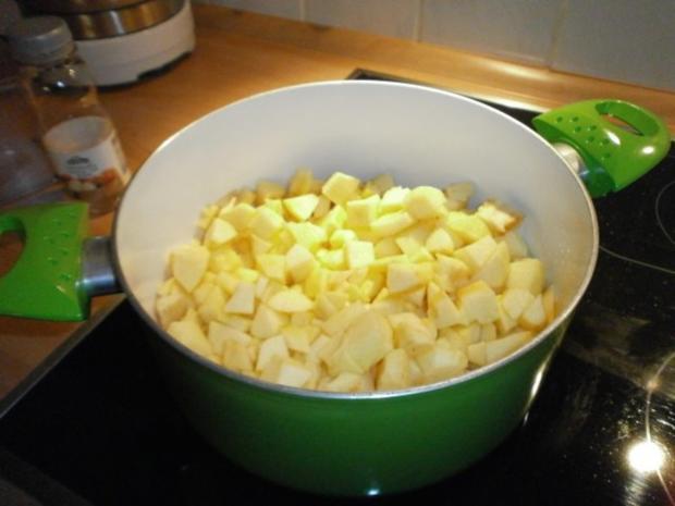 Apfel Quark Kuchen - Rezept - Bild Nr. 12