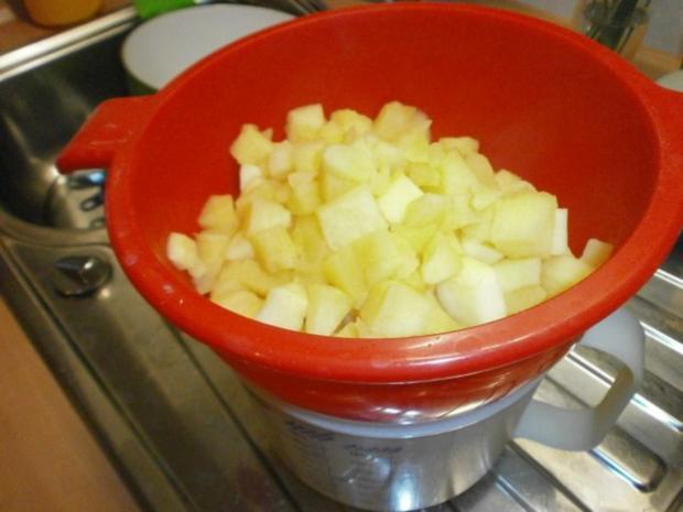 Apfel Quark Kuchen - Rezept - Bild Nr. 13