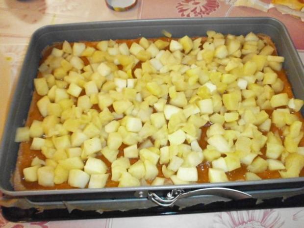 Apfel Quark Kuchen - Rezept - Bild Nr. 14