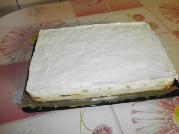 Apfel Quark Kuchen - Rezept - Bild Nr. 5