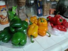 Paprika-Relish - Rezept