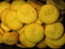 Peanutbutter-Cookies - Rezept