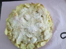 Apfelkuchen schnell und lecker - Rezept