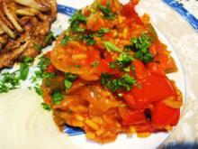 Gemüse-Reis nach Balkan Art - Rezept