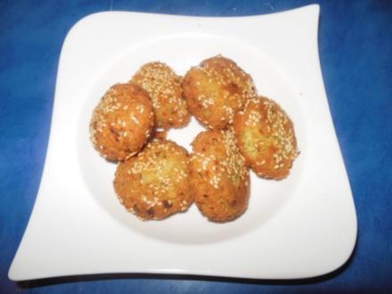 Fingerfood: Falafel - Rezept