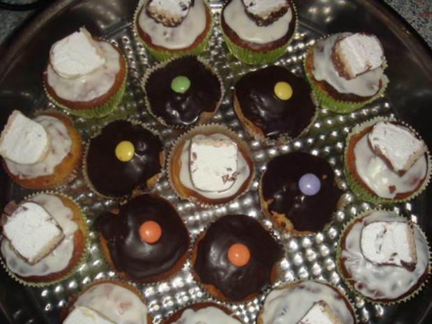 Schokokuss - Muffins mit Buttermilch - Rezept - Bild Nr. 2
