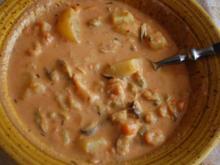 Mediterane Suppe (Eintopf) - Rezept