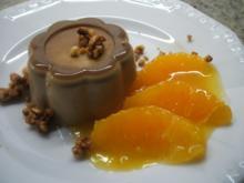 Dessert: Mokka Cotta - Rezept