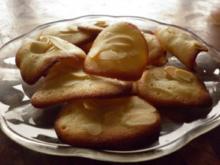 Mandel-Kekse - Rezept