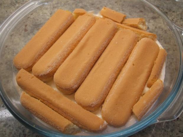 Dessert: Schneller Orangenquark auf Löffelbiskuit - Rezept - Bild Nr. 11
