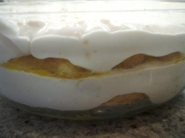 Dessert: Schneller Orangenquark auf Löffelbiskuit - Rezept - Bild Nr. 12