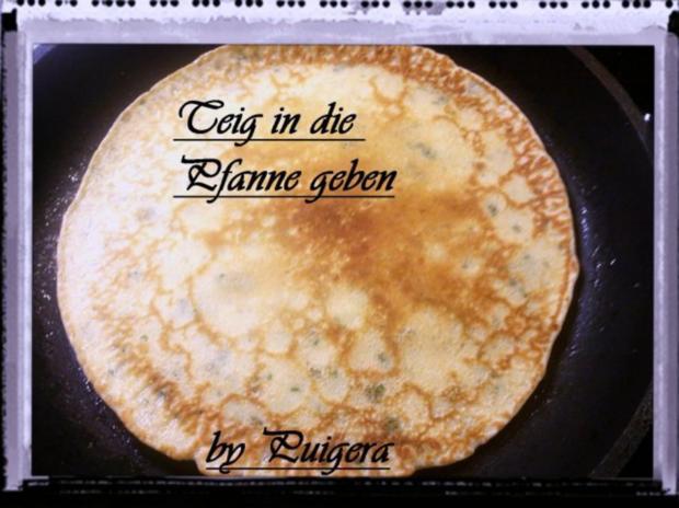 Deftig gefüllte Pfannkuchen - Rezept - Bild Nr. 2