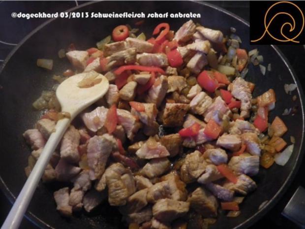 Schnelles Reisfleisch - Rezept - Bild Nr. 3