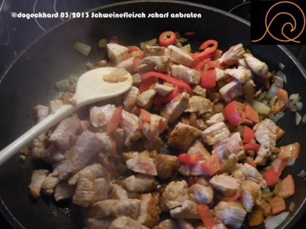 Schnelles Reisfleisch - Rezept - Bild Nr. 4