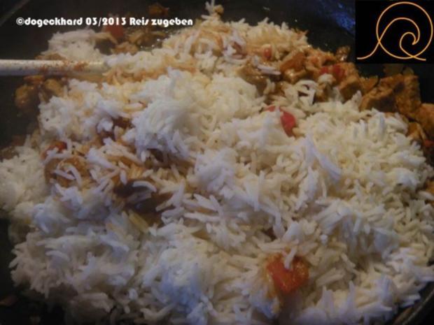 Schnelles Reisfleisch - Rezept - Bild Nr. 6
