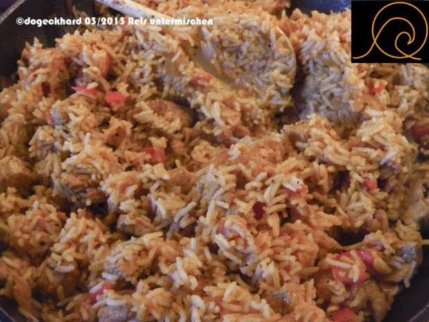 Schnelles Reisfleisch - Rezept - Bild Nr. 7