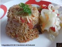 Schnelles Reisfleisch - Rezept