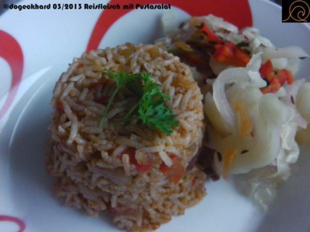 Schnelles Reisfleisch - Rezept - Bild Nr. 10
