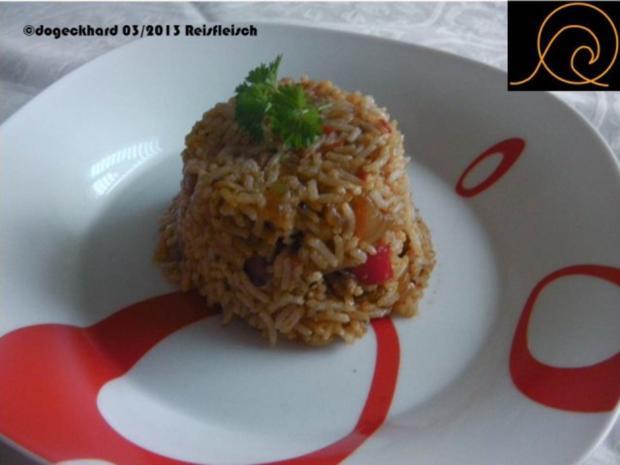 Schnelles Reisfleisch - Rezept - Bild Nr. 8