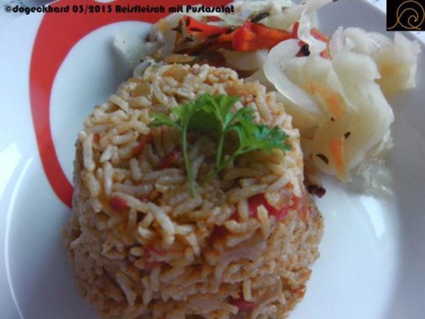 Schnelles Reisfleisch - Rezept - Bild Nr. 9
