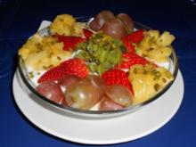 Früchte-Quark - Rezept