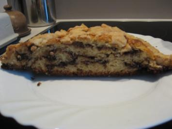 American Chocolate-Coffee-Cake - Rezept