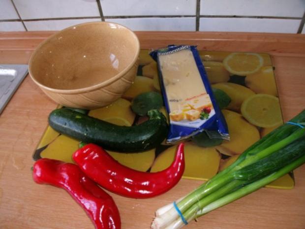 Italienischer Salat - Rezept - Bild Nr. 2