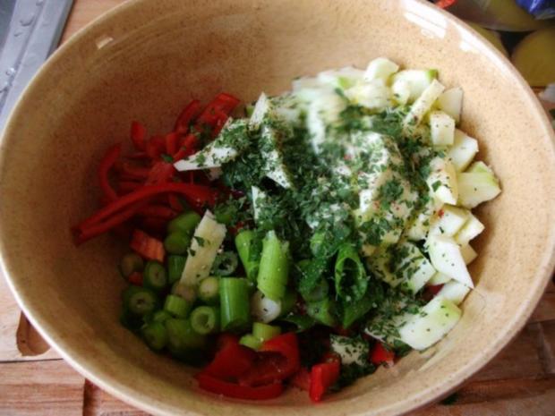 Italienischer Salat - Rezept - Bild Nr. 5