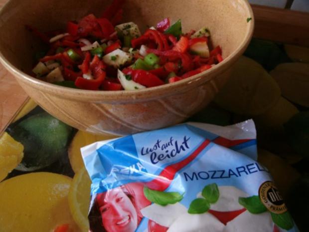 Italienischer Salat - Rezept - Bild Nr. 4